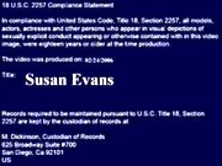 Susan Evans takes care of sons friend