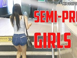 Semi-Pro Girls & Illuminati in Bangkok!?