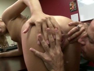 Very Young Blonde Chubby Teen Gets Picked Up Online For Hardcore Fuck