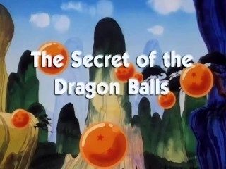 Dragonball 001 - The Secret Of The Dragon Balls