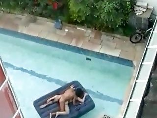 Public Nudity boy Records Neighbors Getting In On Outside