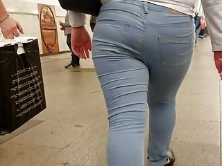 Two types of MILF's asses