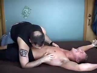 Hot guy Tickle tortured