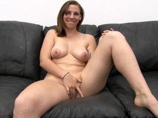 Tifini Backroom Casting Couch - Full length