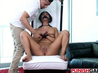 Shaved and horny Lexie