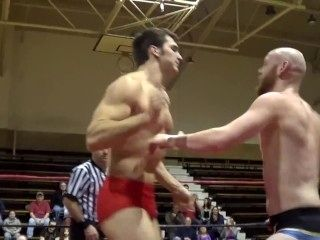 Hot Wrestling Men: Vandy vs Pittman