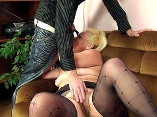 Dick For The Big Ass Blonde