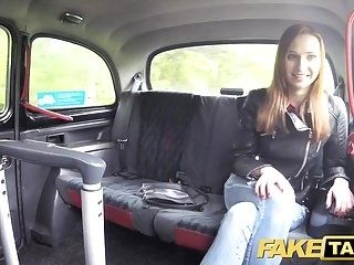 Fake Taxi Slim redhead likes rough sex (4)