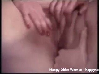 Horny Granny Used By Young Pervert Couple.