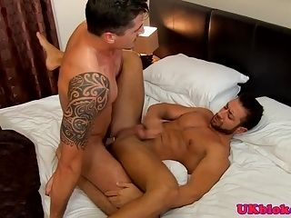 Cocksucking Hunk Rough Pounding Tight Ass (2)