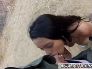 Russian police Pretty latin woman Josie Jaeger have some arguements which
