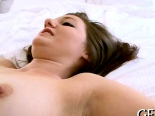 Teen Fold In Two And Fucked