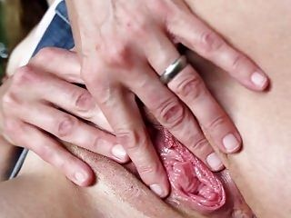 Outdoor Fingering, Cum, And Three Rounds Of Pissing