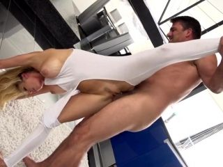 Superb Alexis Fawx gets the right dick in the right hole
