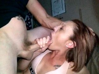 Hot Stud Filled My Mouth With His Cock And Load Of Cum