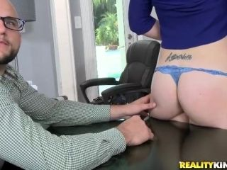 Pretty Bridget Rite Gets Fucked Doggystyle In A Casting
