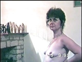 Retro Striptease And Suck From 1991
