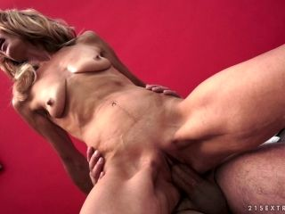 Masturbating Granny Slut Joined By A Stud To Bang Her Cunt (2)
