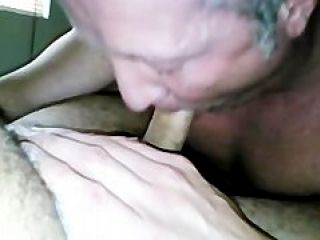 Papa auf Daddy Oral Action