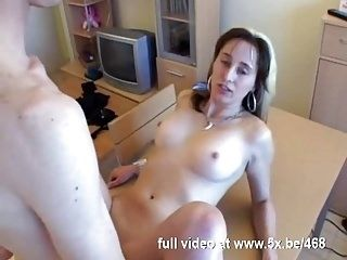 Housewife Davina fucked by a stranger