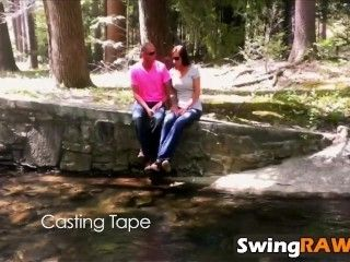 Amateur Swingers Having Sexy Fun In Reality Show (3)