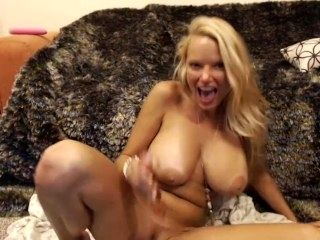 Big Tit Celebrity Pammy Anderson Fucks Her Pussy