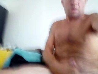 Jerking In Front Of Cam (2)