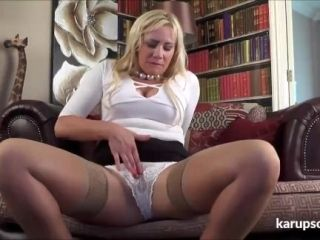 Big Titted MILF Toy Masturbation (7)