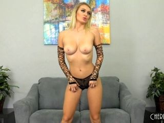 Thick blonde Natalia Starr can't wait to get banged on the couch (2)