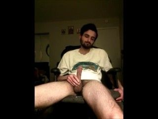 HOT INDIAN JERK-OFF & CUM SHOT
