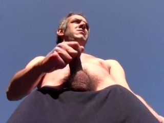 COMPILATION OF 4 VIDEOS WITH HUGE CUMSHOTS OUTDOOR IN PUBLIC, AMATEUR SOLO