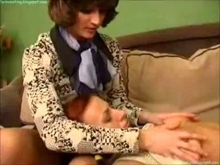 cute Daughter incest with mom
