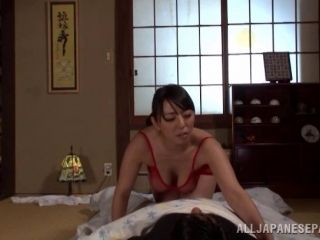 Japanese MILF Ryoko Murakami knows how to please a man (2)