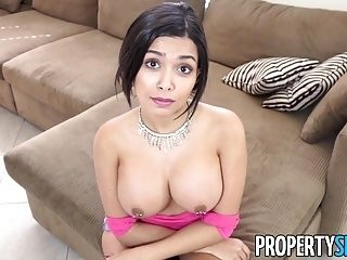 PropertySex - Tenant becomes landlord's personal assistant