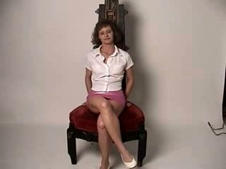Horny Amatreur Mature Slut With Small Tits Went On Fake Audition