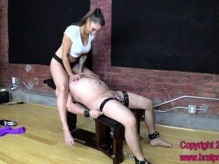 SF tied up smother
