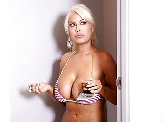 Estate agent roleplay with Bridgette B (2)