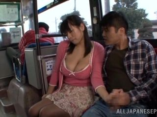 Asian Chick With Big Nipples Sucking A Stranger's Cock In Public (2)