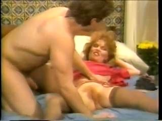 80's Classic Porn With These Babes Giving It Up For Each Other