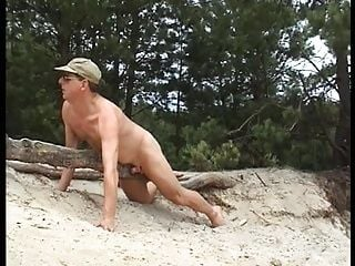 Humping The Root Of A Tree
