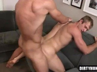Muscle Gay Anal Sex And Cumshot (209)