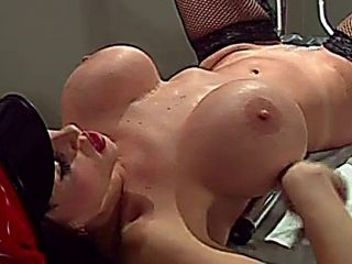 Sexy Babe With Big Boobs Enjoying All Alone Video