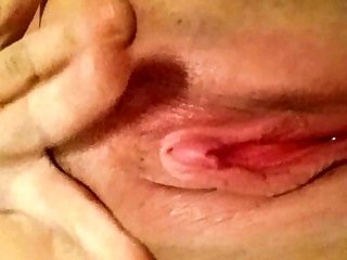 Close Up Stuffing My Pussy