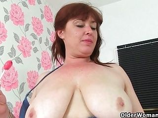 A British juicy pussy is a joy forever