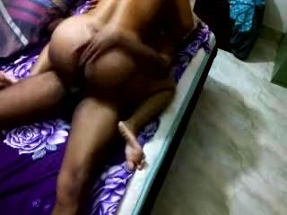 Desi Bhabi having some extra fun when Hubby not Home Part 1