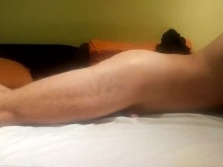 HUMPING BED AND CUM (3)