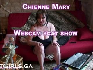 Chienne Mary French Scat Slut.avi