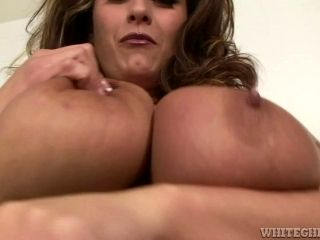 POV sex with the busty Eva Notty
