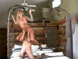Slim Cougar Roughly Fucked And Forced To Swallow Whole Load