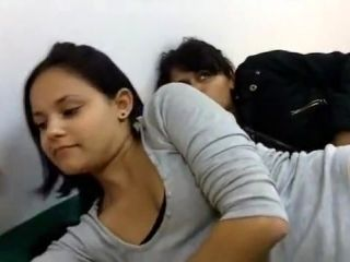Horny Amateur movie with Teens, Lesbian scenes